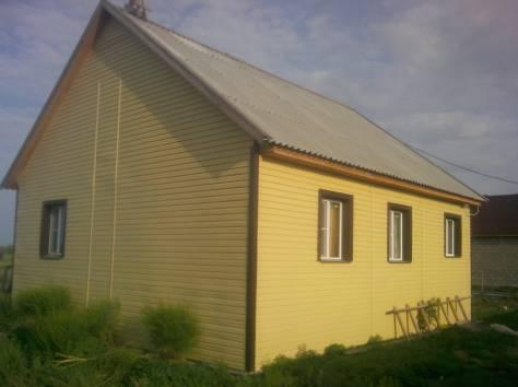 Новый дом в Иловле, 62 м/кв за 1,3 млн.руб., фотография 1