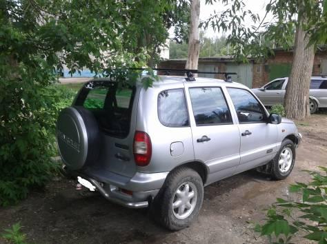 Добавить в избранное Продажа Chevrolet Niva I 1.7 MT (80 л.с.) 4WD, фотография 8
