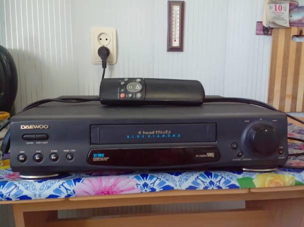 Продам видеомагнитофон HI-FI stereo Daewoo , фотография 1