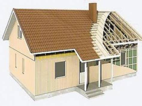 Строительство щитового дома своими руками от а до я видео