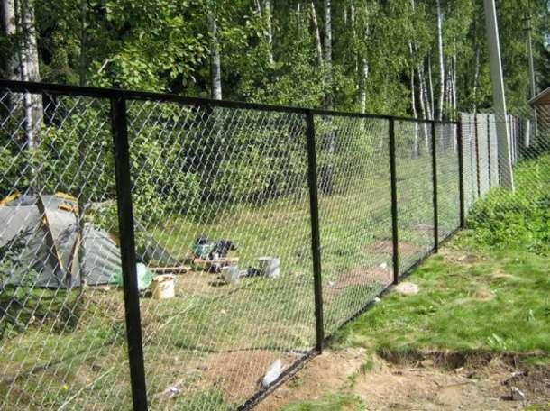 Заборные секции Демидов, фотография 5