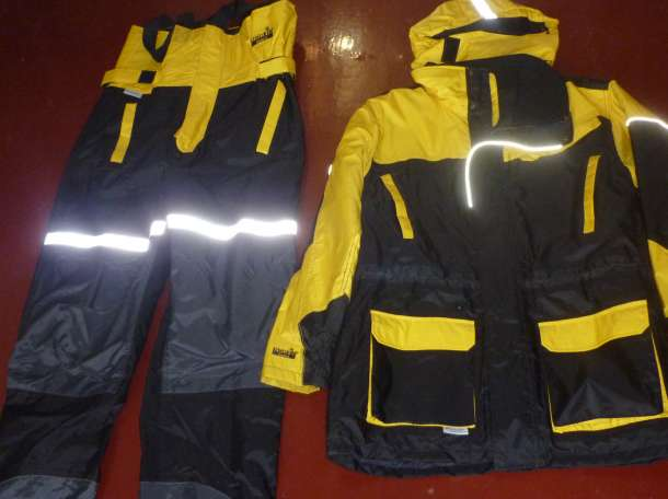 Продам  Костюм зимний плавающий NORFIN RAFT (-20°)   L, фотография 1