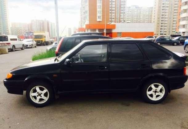 ВАЗ 2114 Samara, 2012, фотография 4