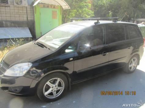 Opel Zafira 1,6 2008 г, фотография 1
