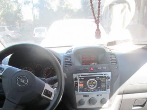 Opel Zafira 1,6 2008 г, фотография 2
