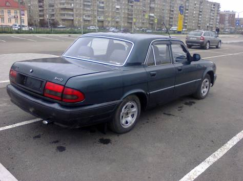 Продам ГАЗ 31105, фотография 3