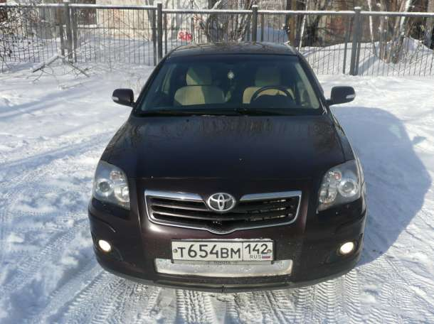 Продам Toyota Авенсис, фотография 1