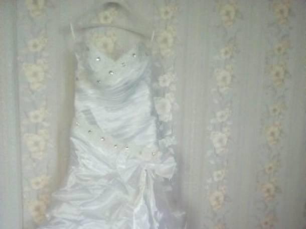 Продам свадебное платье, фотография 1