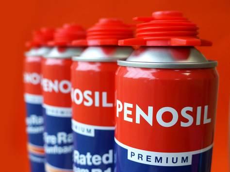 Огнестойкая монтажная пена Penosil и противопожарные герметики., фотография 1
