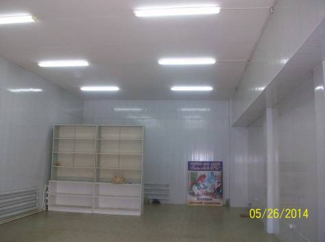 Срочно продается помещение на Центральной базе. Площадью 75 кв.м., фотография 1