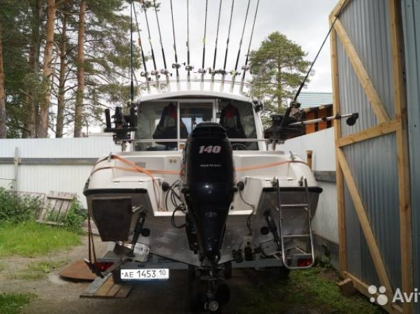 Катер Silver Eagle Star Cabin 650, фотография 2