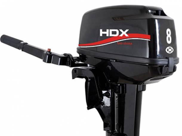 лодочный мотор HDX 8 новый, фотография 1