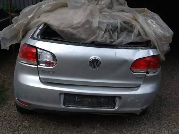 Продам Volkswagen Golf 6 после ДТП, фотография 2