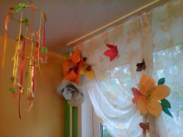 Украшение в комнату, встреча с роддома, оформление шарами на 23 февраля, 8 марта, День влюбленных, фотография 1