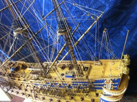 Модель корабля, фотография 7