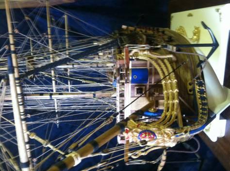 Модель корабля, фотография 8