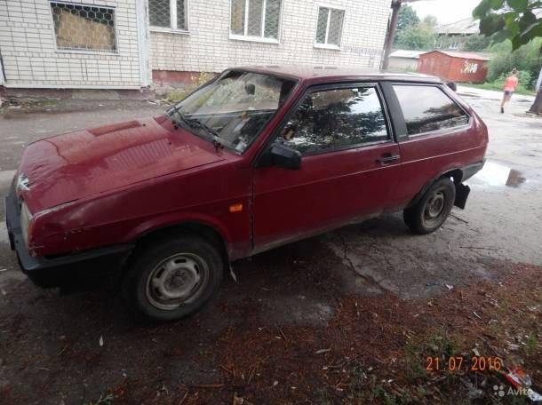 Срочно продам ВАЗ-21083 1990 года выпуска , фотография 1