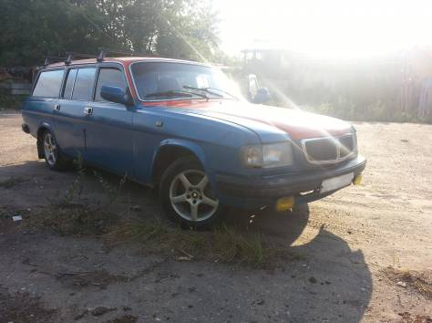 Продажа ГАЗ 3110 «Волга» 2.1d MT (95 л.с.) , фотография 7
