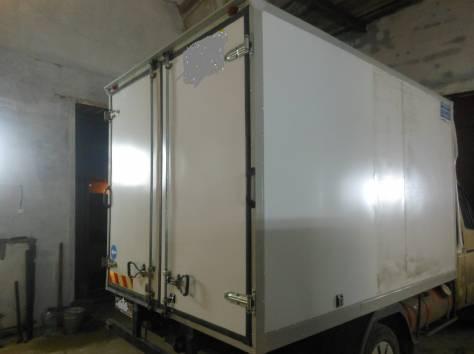 Производство, установка и ремонт грузовых фургонов, фотография 2