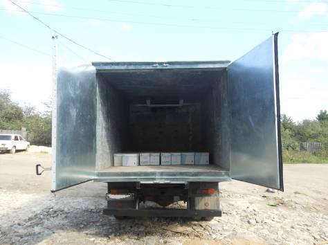 Производство, установка и ремонт грузовых фургонов, фотография 3