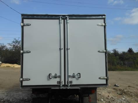 Производство, установка и ремонт грузовых фургонов, фотография 4