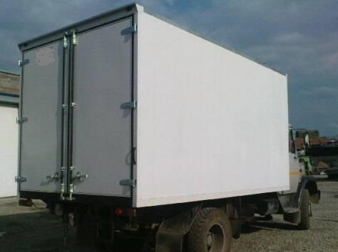Изготовление и ремонт фургонов, фотография 1