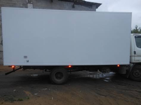 Изготовление и ремонт фургонов, фотография 2