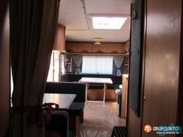 Дом на колесах, прицеп дача для легкового автомобля  BUERSTNER AMARA 690 TS, фотография 4