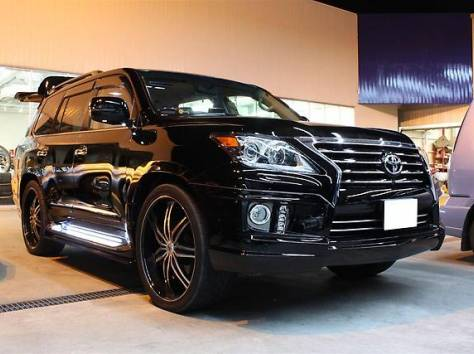 Обвес Double Eight для Lexus LX 570, фотография 1