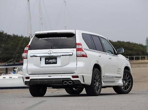Обвес JAOS для Toyota Land Cruiser Prado 150, фотография 2