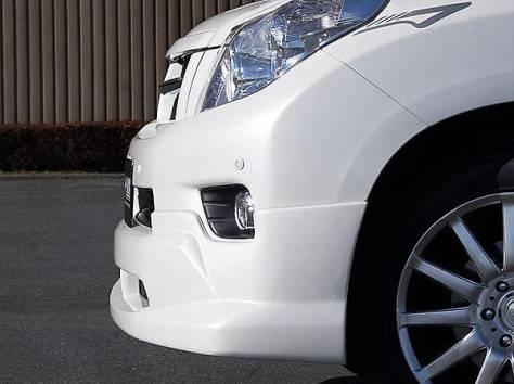 Обвес JAOS для Toyota Land Cruiser Prado 150, фотография 6