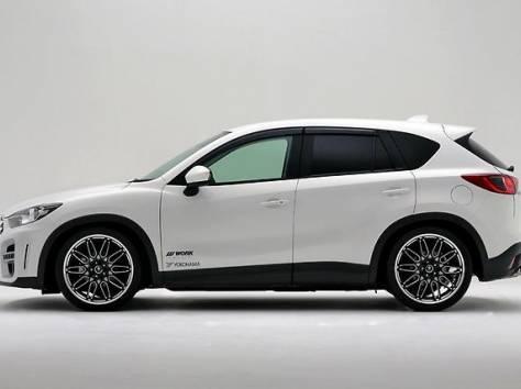 Обвес Kenstyle на Mazda CX5 (Original), фотография 5