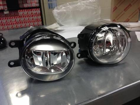 LED туманки для Prado 150, фотография 1