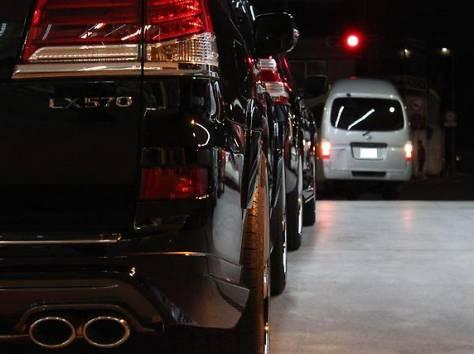 Расширители колесных арок WALD +30mm на Lexus LX 570 (Original JAPAN), фотография 2