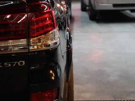Расширители колесных арок WALD +30mm на Lexus LX 570 (Original JAPAN), фотография 4