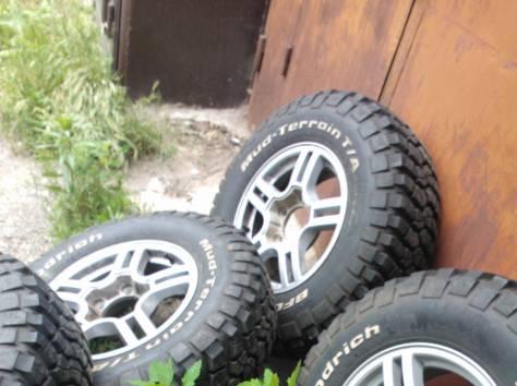 Продаю Зимние шины BFGoodrich Mud-Terrain T/A 16 р. , фотография 1