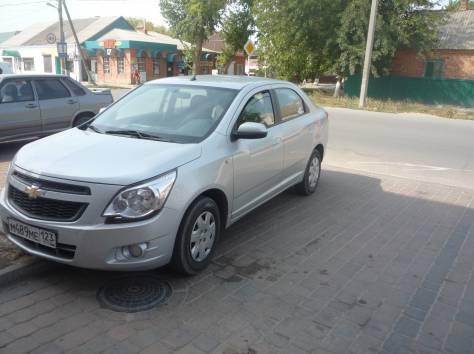 Chevrolet Cobalt выпуск 2013 г., фотография 1
