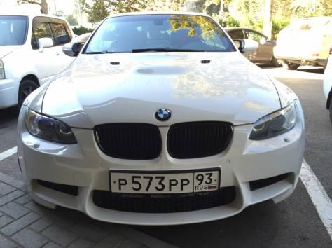 BMW M3 (2008), фотография 1