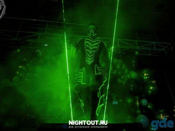 Лазерное шоу -Лазермен Барнаул от Альт Шоу, фотография 3