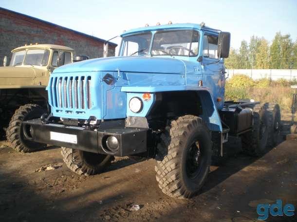 Шасси Урал с ДВС ЯМЗ-236НЕ2, фотография 1