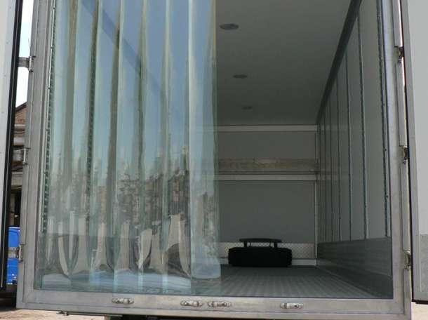 Мобильные полосовые ПВХ-завесы Frostwall® для фургона, фотография 6