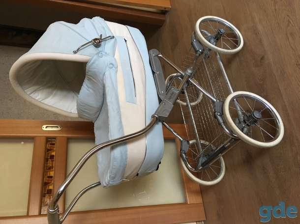 Продам итальянскую коляску, фотография 6
