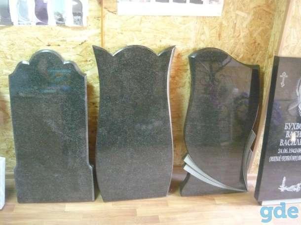 Mефодий и Компания предлогает памятники из гранита и мрамора, фотография 11