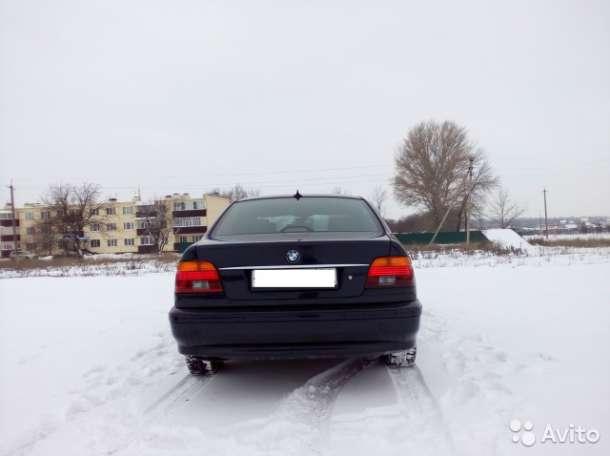 BMW 5 серия, 2001, фотография 11