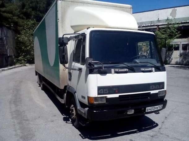 Продажа грузового автомобиля DAF, фотография 2