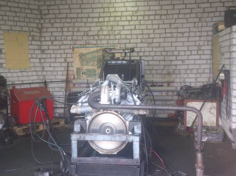 Капремонт двигателей ЯМЗ 240НМ, фотография 2