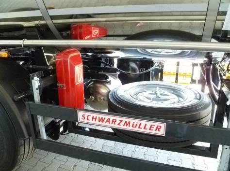 Ремонт держателей, кронштейнов под запасное колесо, фотография 2