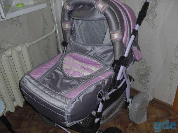 Продам детскую коляску, фотография 1