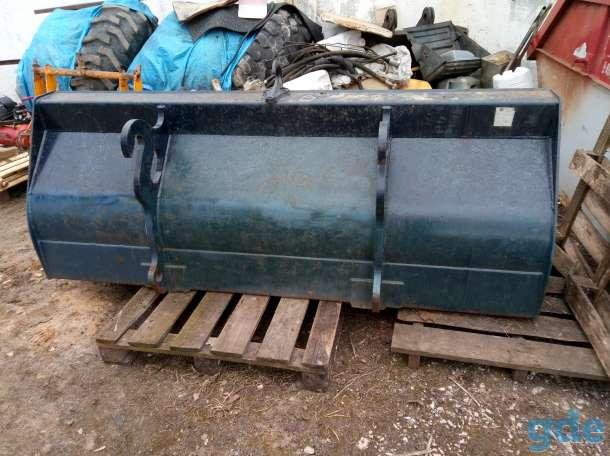 Ковш для JCB 3-СХ/4-СХ, фотография 1