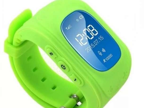 Детские GPS часы q50 для безопасности вашего ребенка, фотография 4